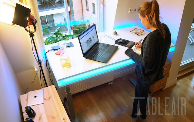 TableAir Smart Standing Table_5