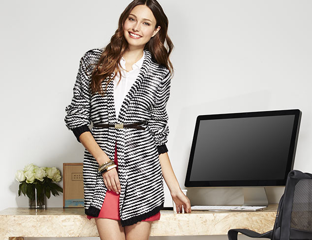 The New 9-to-5: Sweaters at MYHABIT