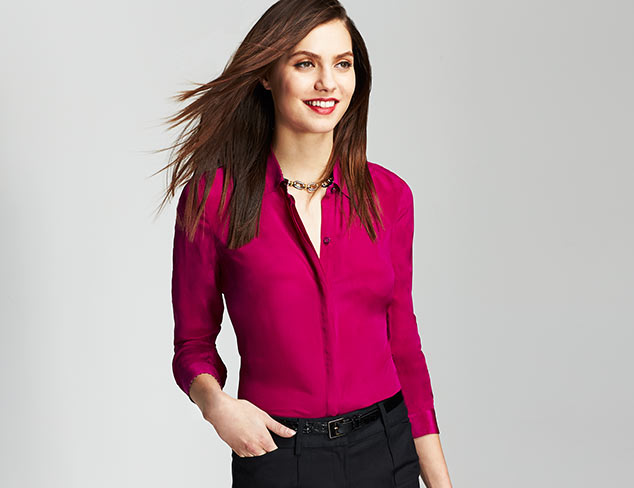 The New 9-to-5: Tops & Blazers at MYHABIT