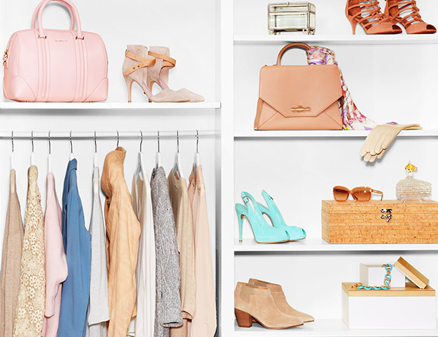 The Organized Home: The Closet at MYHABIT