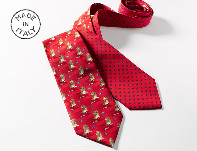 Ties feat. Battistoni at MYHABIT