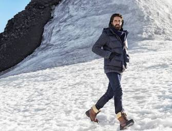UGG Australia Winter 2015 Campaign feat. Jack Guinness
