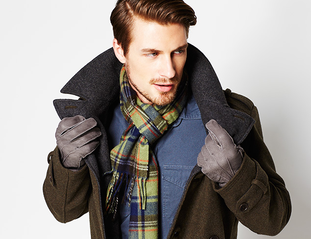 Up to 80% Off: Cole Haan Jackets & Coats at MYHABIT