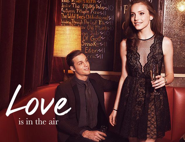 Valentine's Date Night: The Perfect Ensemble at MYHABIT