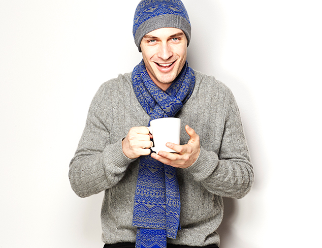 Wintery Mix: Cold Weather Accessories at MYHABIT