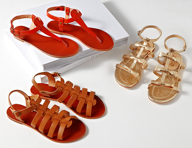 100 Under $100: Spring Sandals at MYHABIT