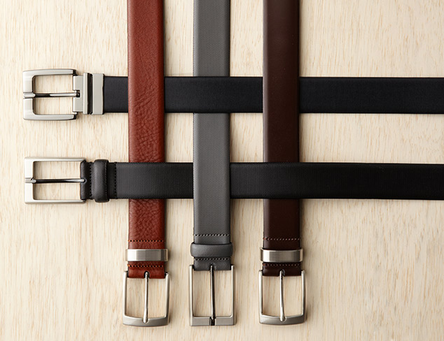 $39 & Under: Belts feat. J. Campbell Los Angeles at MYHABIT