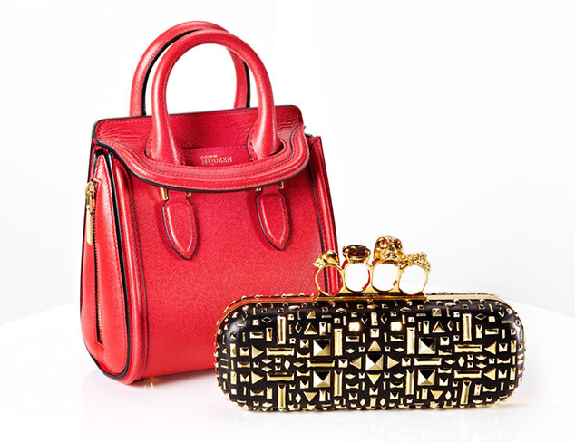 Alexander McQueen Handbags at MYHABIT
