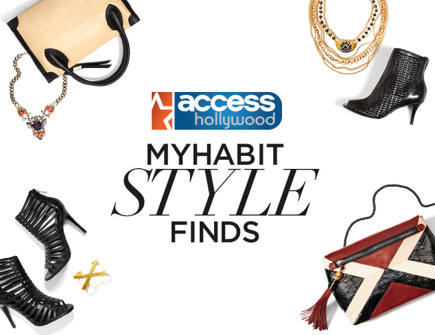 All About Glam at MYHABIT