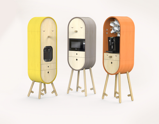 Aotta studio LOLO The Capsular Microkitchen_1