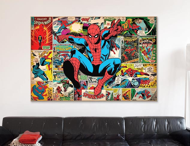 Blockbusters: Marvel & Star Wars Artwork at MYHABIT