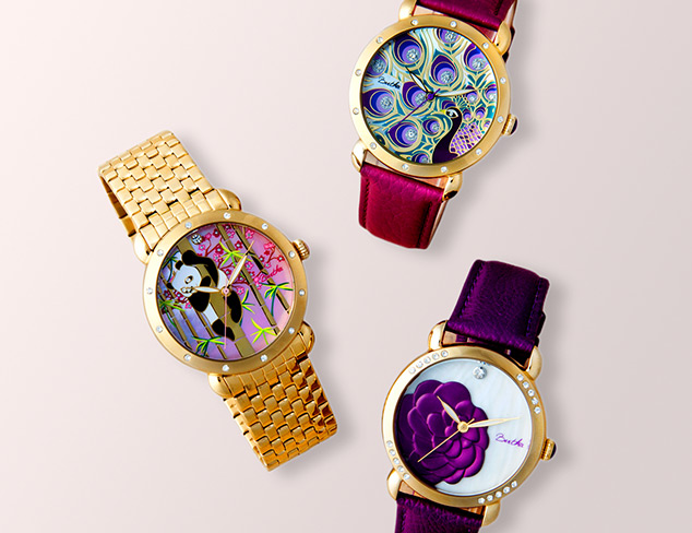 Bold & Beautiful: Bertha Watches at MYHABIT