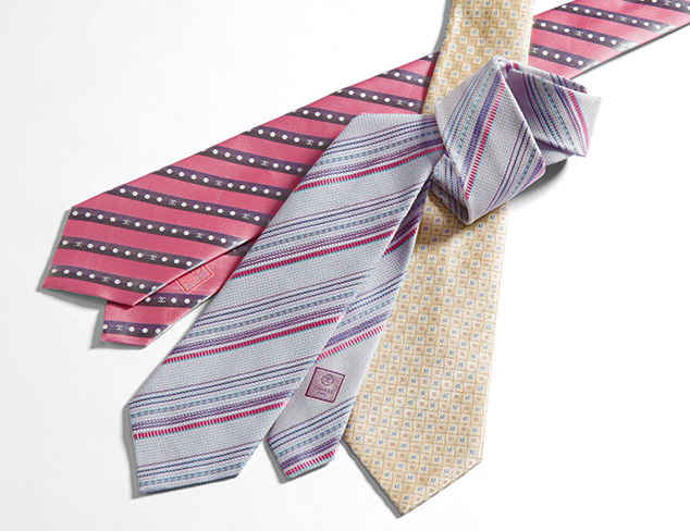 CHANEL Ties at MYHABIT