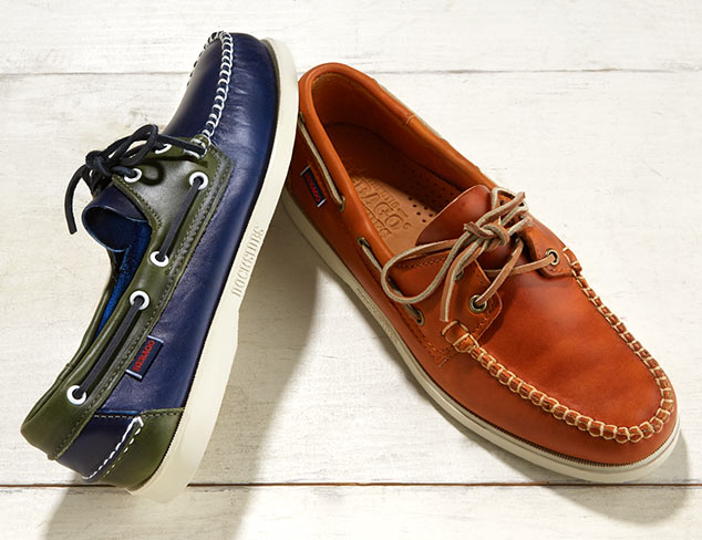 Casual Footwear feat. Sebago at MYHABIT