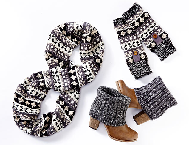 Cold Weather Favorites: Muk Luks at MYHABIT