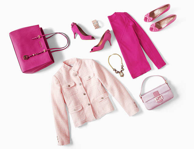 Color Story: Pretty in Pink at MYHABIT