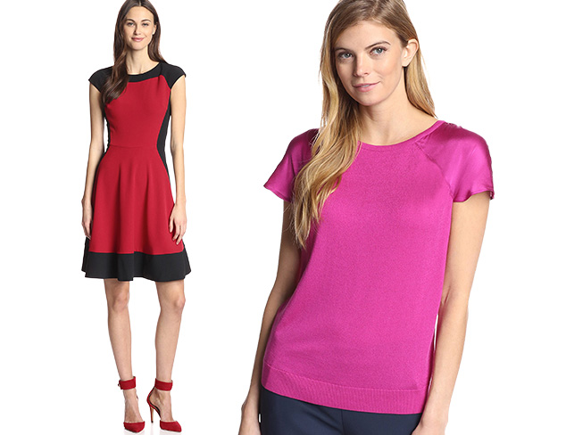 Colors of Love: Red & Pink Dresses & Separates at MYHABIT