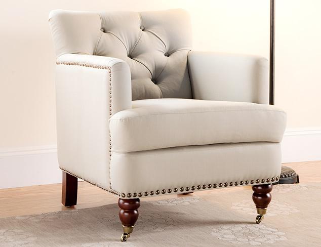 Design School: Tufted Furniture at MYHABIT