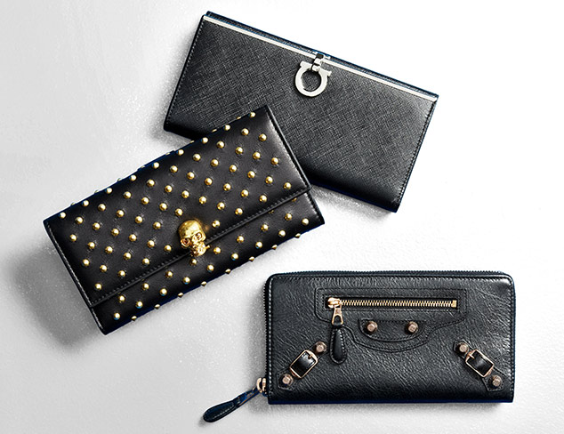 Designer Wallets feat. Ferragamo at MYHABIT