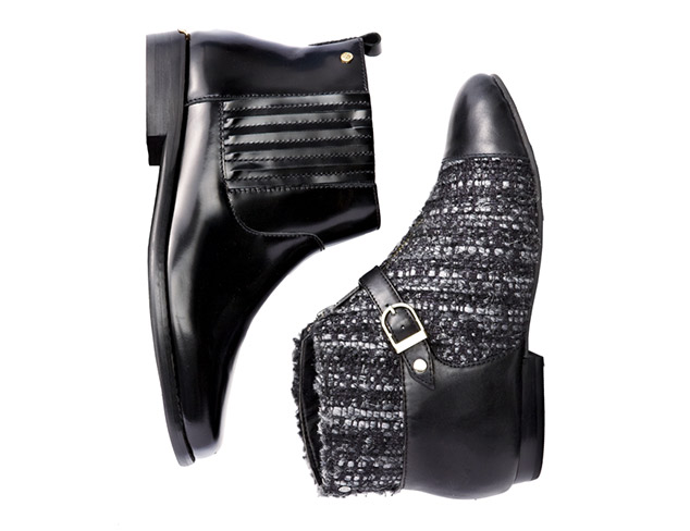 Elevated Style: Boots & Booties at MYHABIT