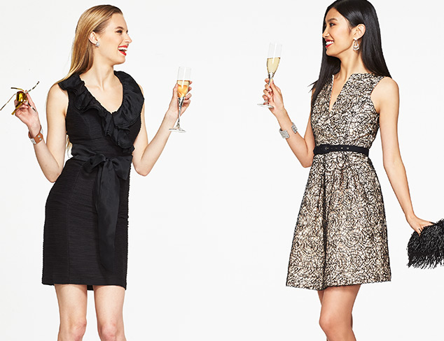 Evening Glam: Party Dresses at MYHABIT