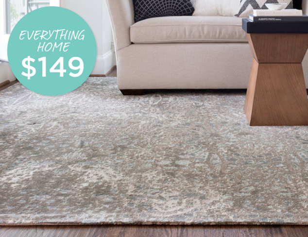 Everything Home: $149 at MYHABIT
