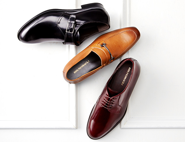 Executive Approved: Dress Shoes feat. Bruno Magli at MYHABIT