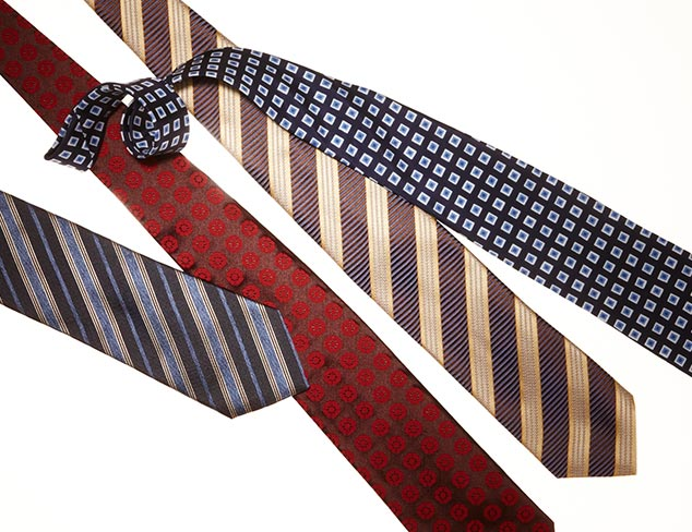 Extra Details: Ties & Pocket Squares at MYHABIT
