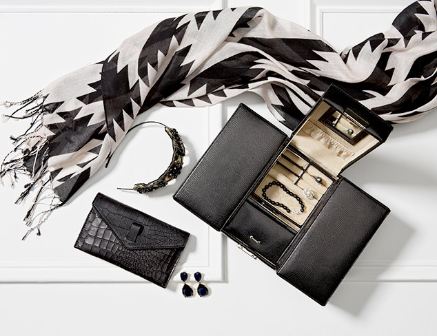Fade to Black: Neutral Accessories at MYHABIT