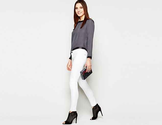 Favorite Denim: Skinny, Boyfriend & More feat. DL 1961 at MYHABIT
