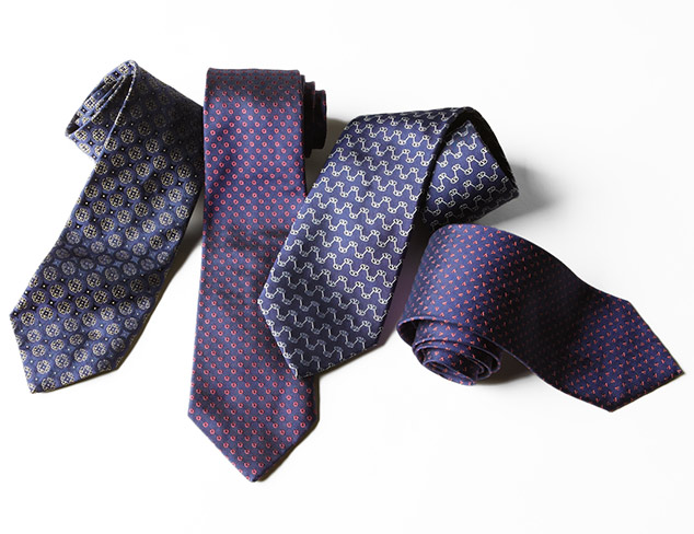 Finishing Touches: Ties & Bowties at MYHABIT