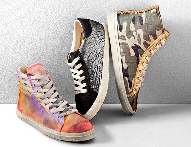 Focus On: Fashion Sneakers at MYHABIT