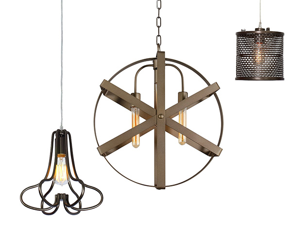 For The Man Cave: Lighting at MYHABIT