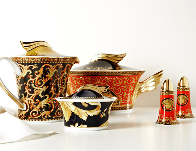 Formal Tableware feat. Versace & A Casa K at MYHABIT