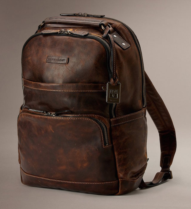 Frye Logan Leather Backpack_1