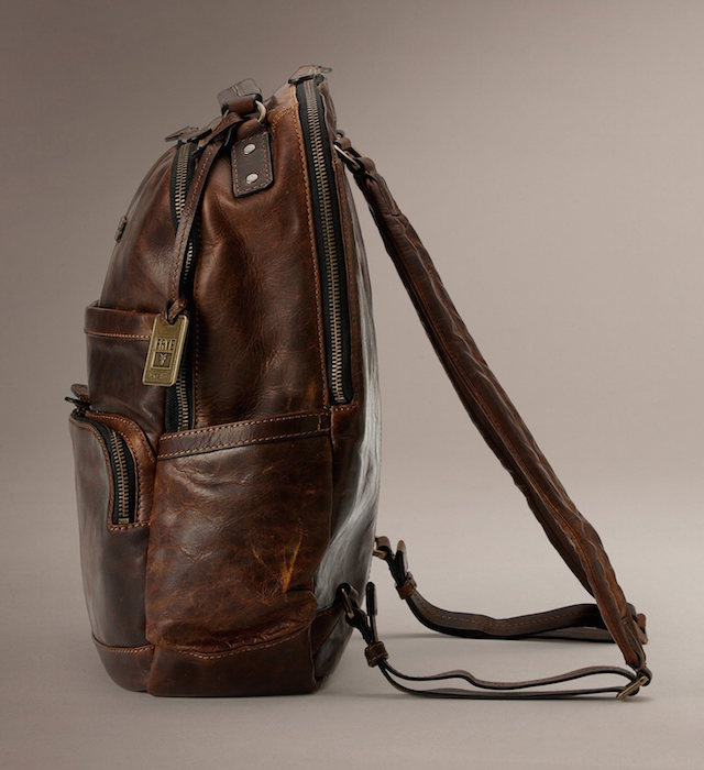 Frye Logan Leather Backpack_2