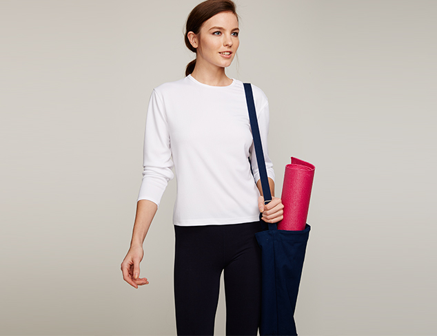 Gym Bag Update: Active Basics at MYHABIT
