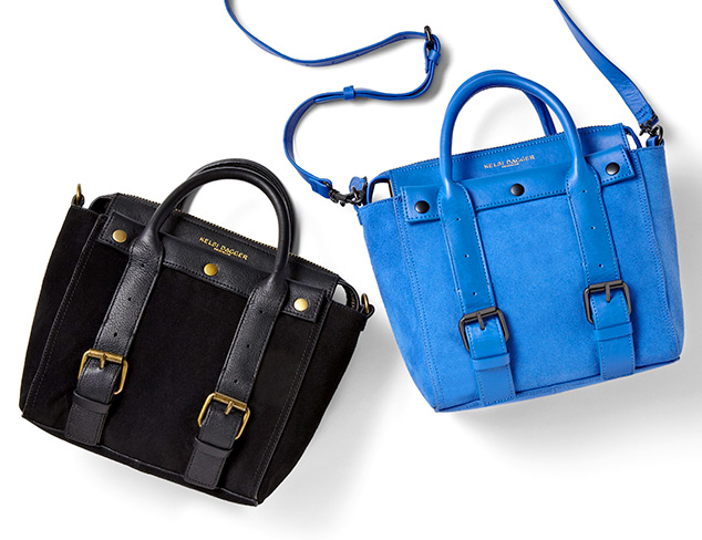 Handbags by Kelsi Dagger & More at MYHABIT