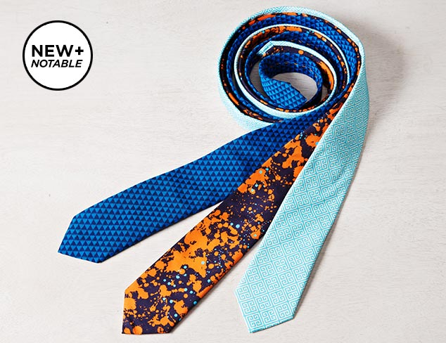Jonathan Adler Ties at MYHABIT