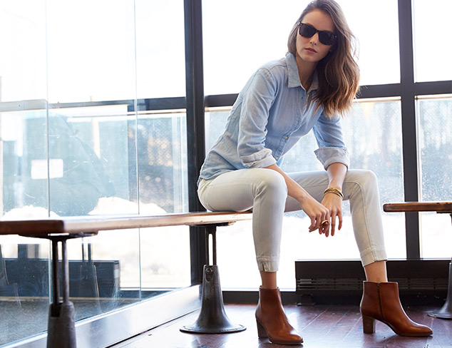 Levi's Made & Crafted & James Jeans at MYHABIT