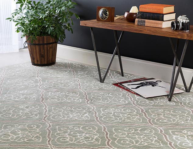 Modern Classics: Rugs at MYHABIT