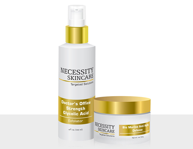 Necessity Skincare at MYHABIT