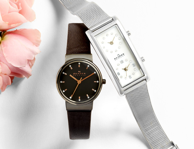 New Arrivals: Skagen Watches at MYHABIT
