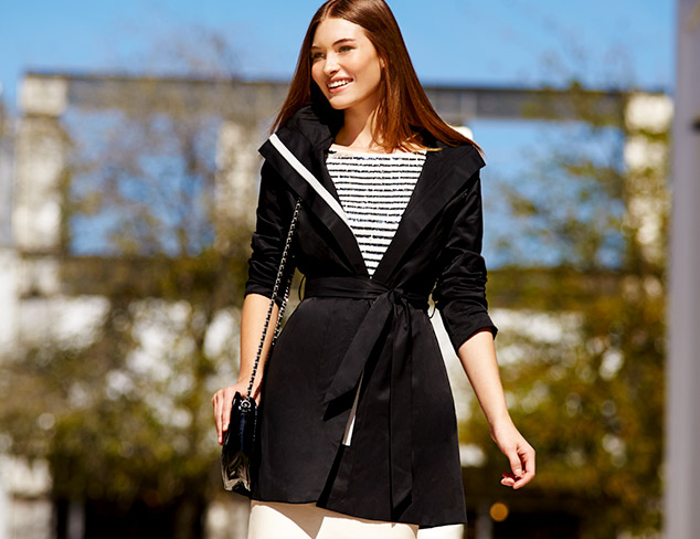 New Arrivals: Spring Outerwear at MYHABIT
