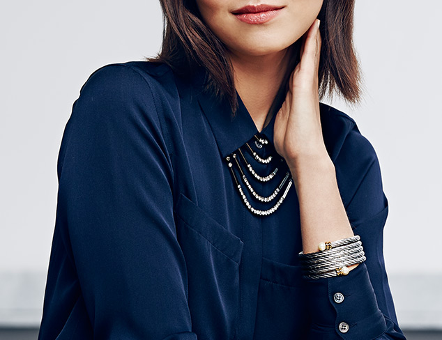 Office Chic: Jewelry at MYHABIT