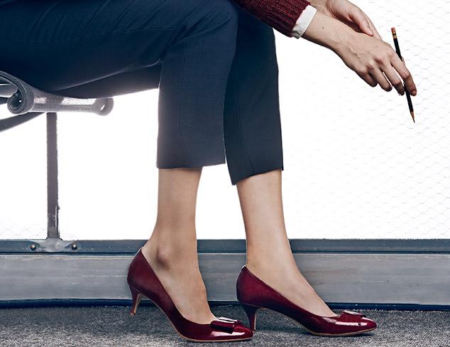 Office Chic: Pumps & Heels at MYHABIT
