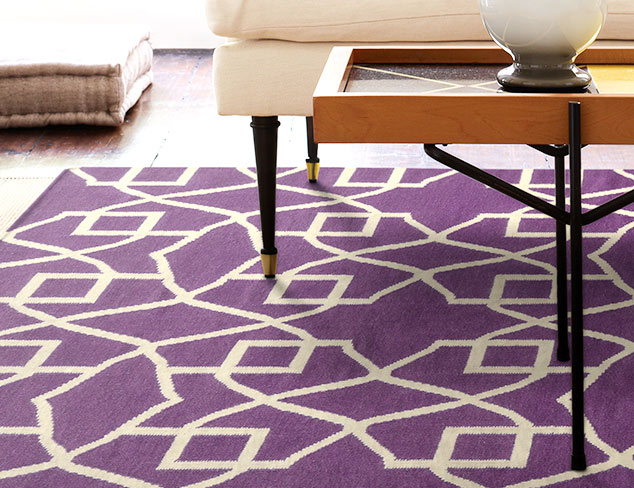 PANTONE UNIVERSE™: Rugs at MYHABIT