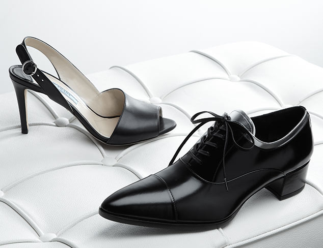Prada Shoes at MYHABIT