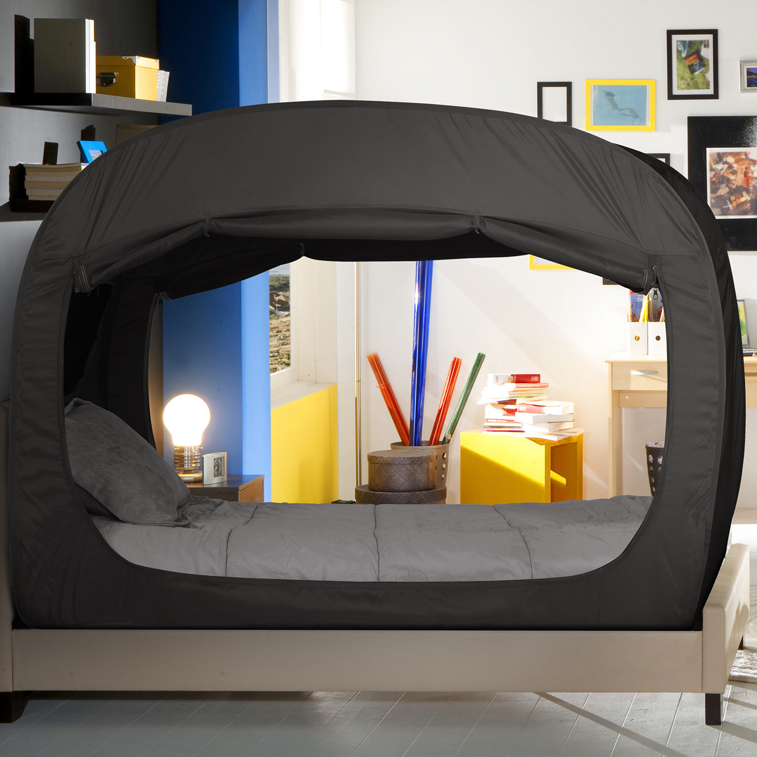 Privacy Pop Bed Tent & Privacy Pop Bed Tent | LifeStyle Fancy