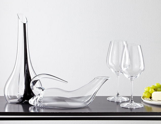 Riedel Glassware at MYHABIT
